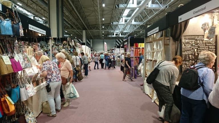 Festival of Quilts 2017