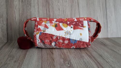 Patchwork storage bag